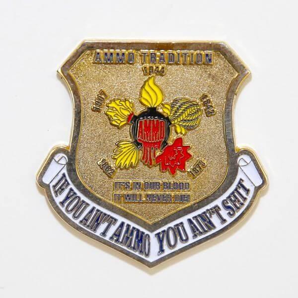 airman's coins