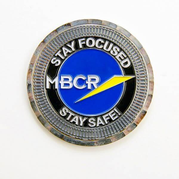 MBCR Challenge Coin