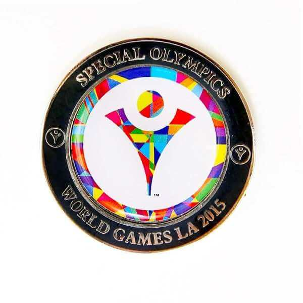 Special Olympics Coin