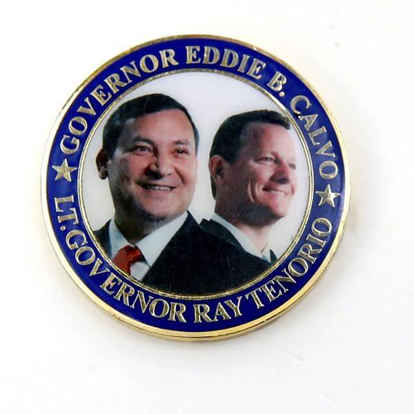Governor Challenge Coin