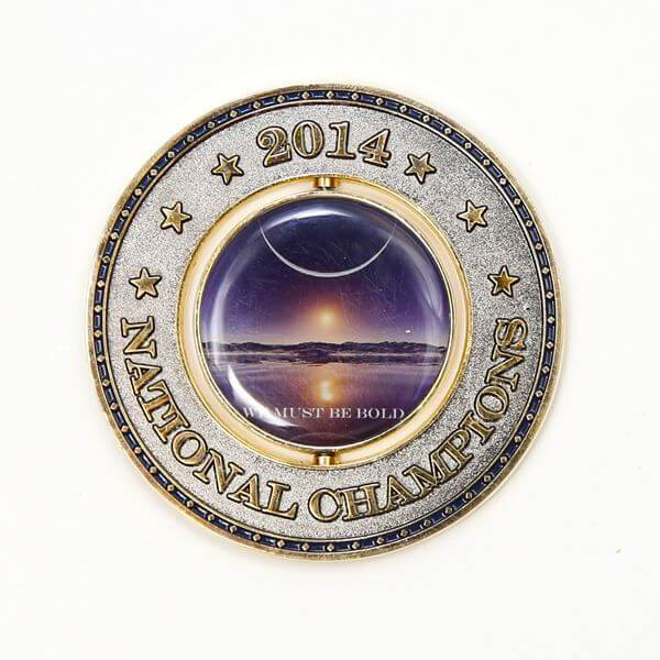 Championship Challenge Coin