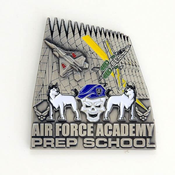 Air Force Academy Challenge Coin