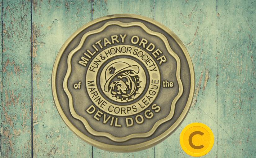 When Is It Appropriate To Give A Custom Challenge Coin?