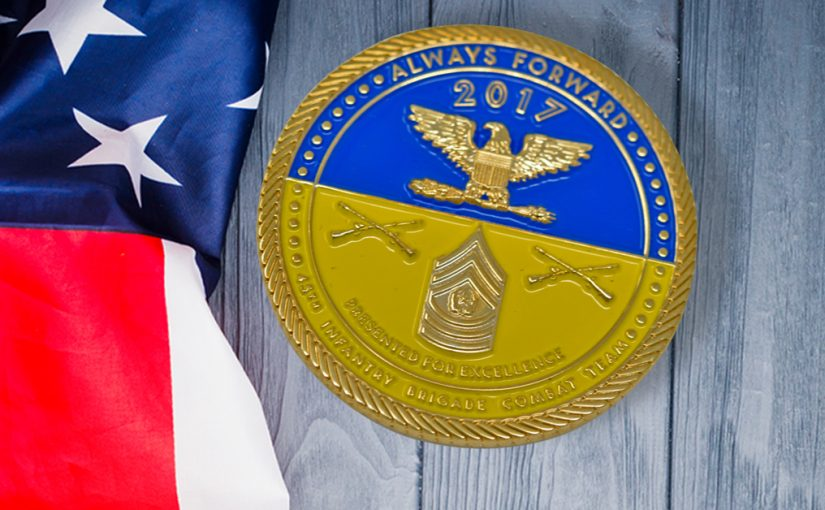 What's the Purpose of the Prestigious Military Challenge Coin?