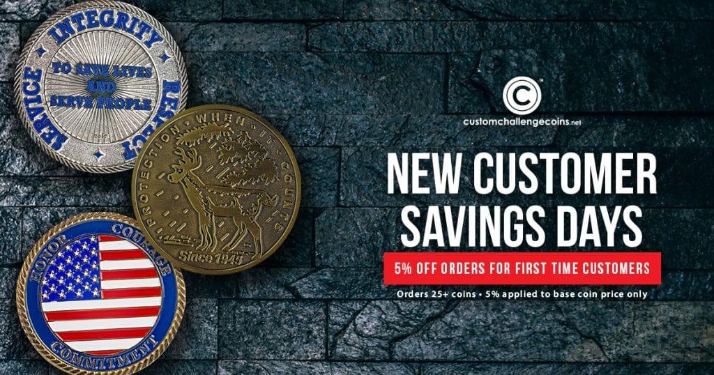 custom challenge coin discounts