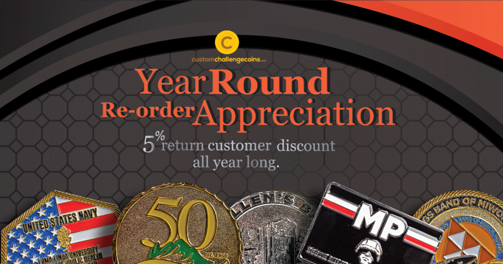 save on challenge coins