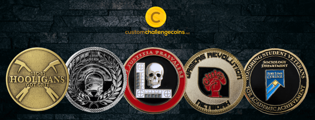 Challenge Coin Sizes and Design