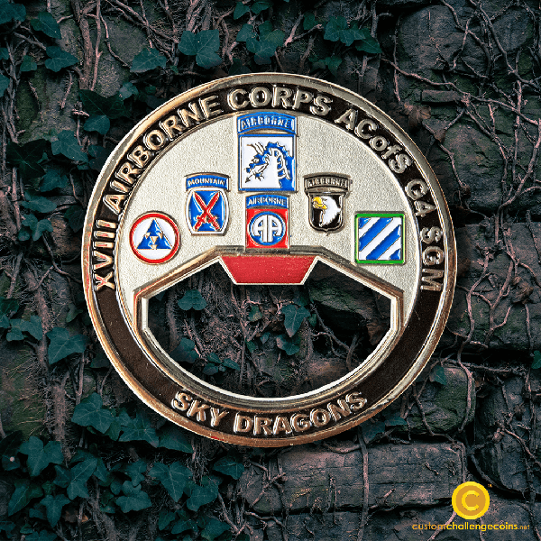 Army Challenge Coin