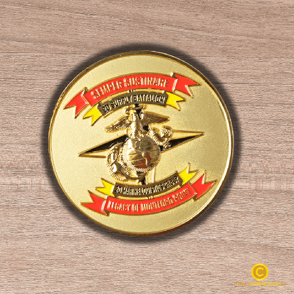 Marine Challenge Coin