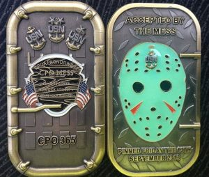 friday 13th challenge coin