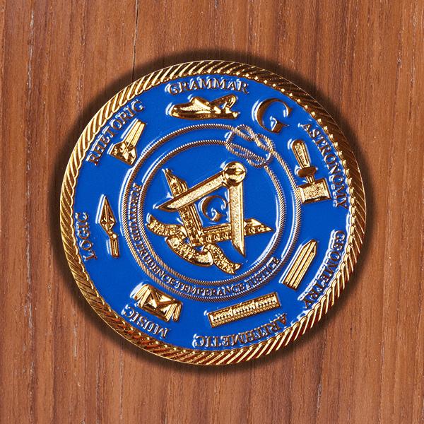 Masonic Coin