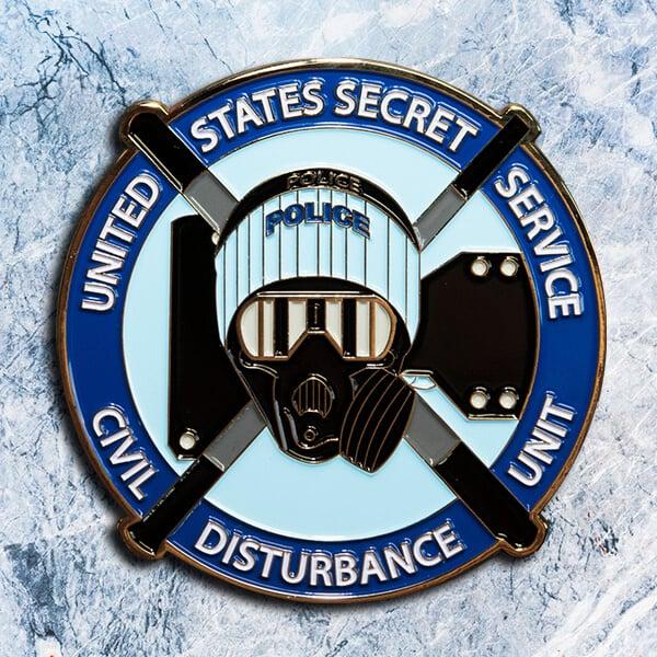 US Secret Service Government Challenge Coin