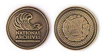 Die Struck Coin Sample