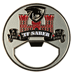Army TF Saber Combat Engineers Challenge Coin