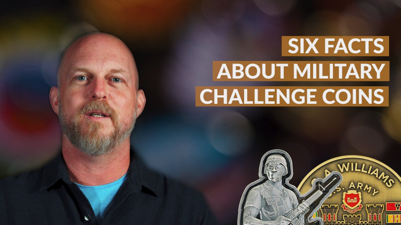 6 facts about military challenge coins