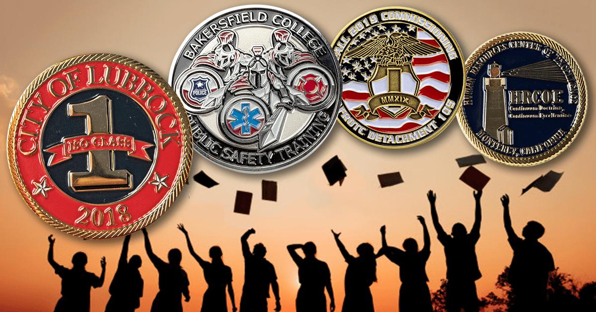 Graduation Coins