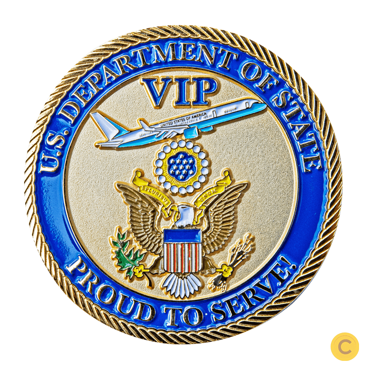 Government Challenge Coin