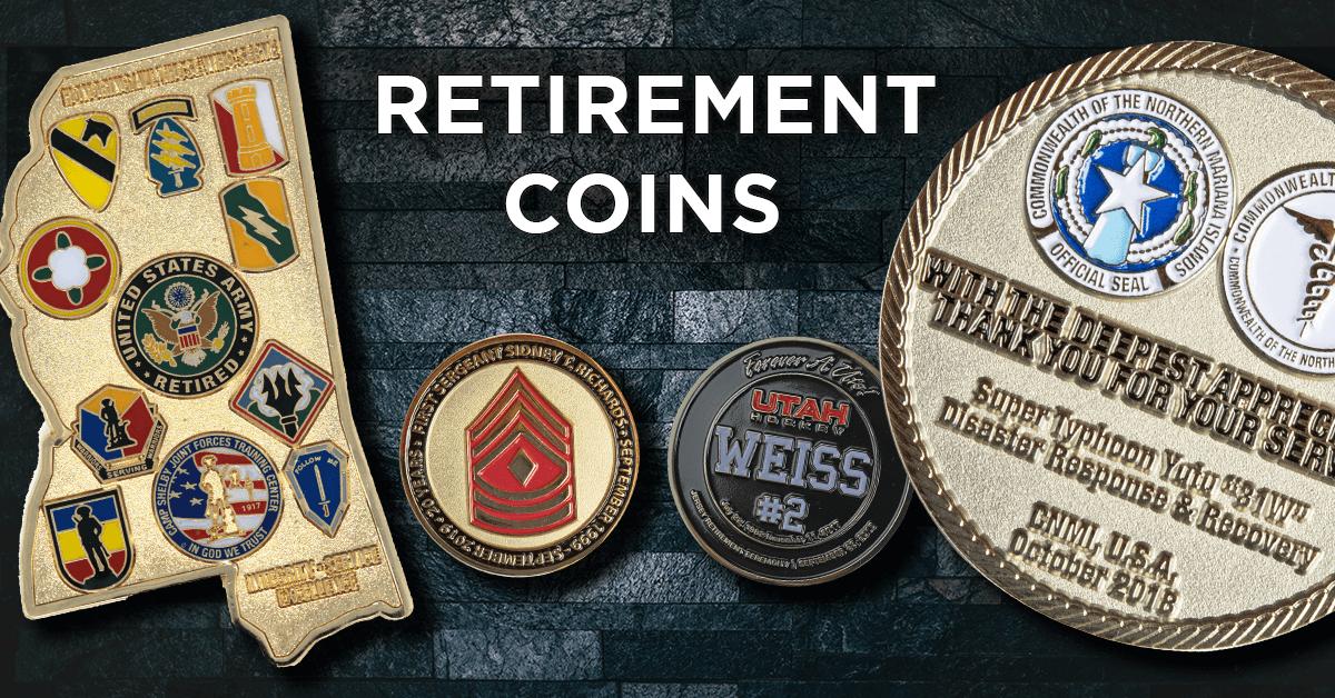 Retirement Coins
